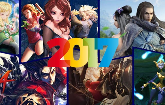 2017 games