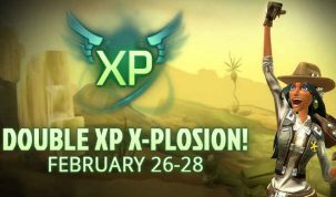 Wildstar Double xp xplosion